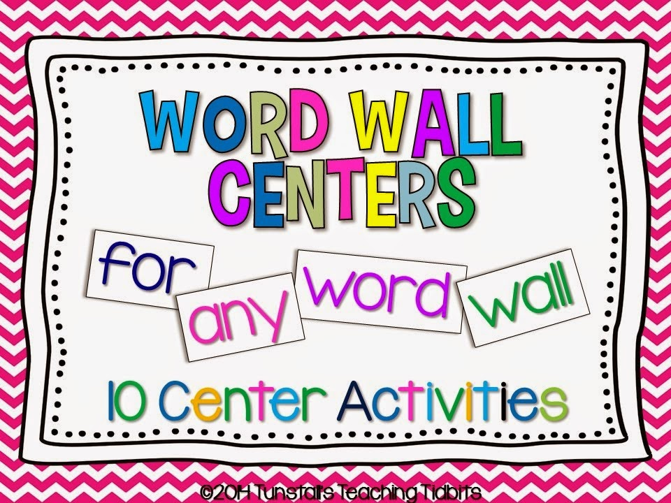 http://www.teacherspayteachers.com/Product/Word-Wall-Centers-1222134