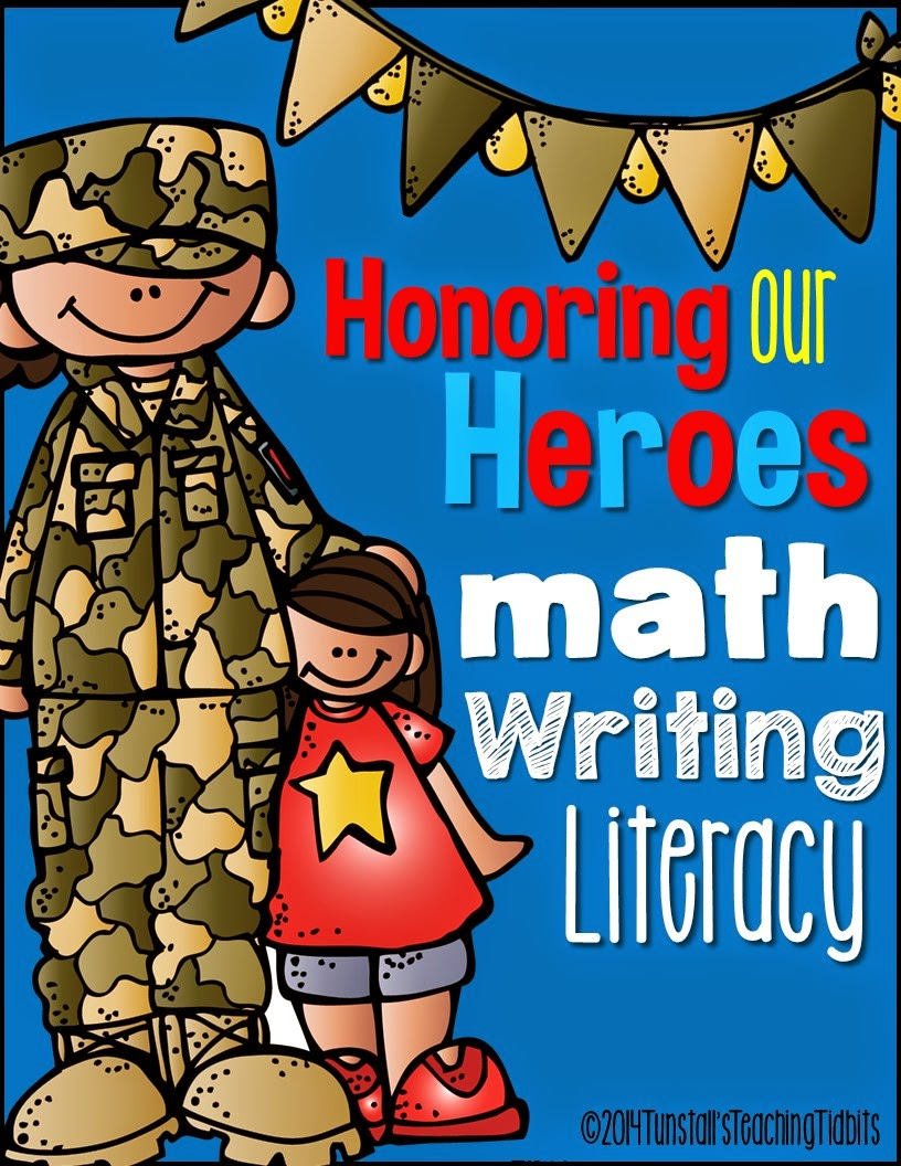http://www.teacherspayteachers.com/Product/Veterans-Day-Math-and-Literacy-1530681