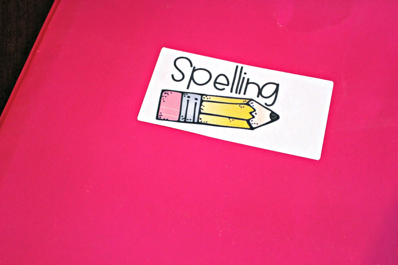 My handy spelling notebook tunstalls teaching tidbits fandeluxe Images