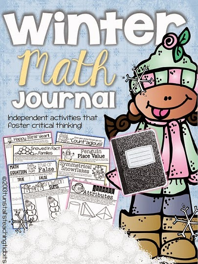 http://www.teacherspayteachers.com/Product/Winter-Math-Journal-Interactive-Printables-1029891