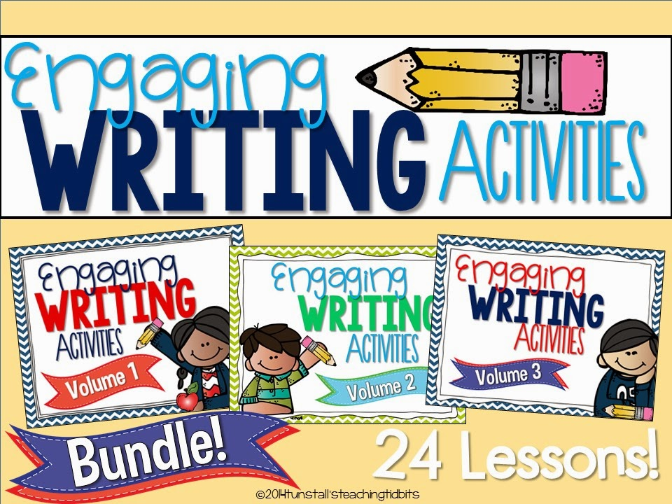 http://www.teacherspayteachers.com/Product/Engaging-Writing-Activities-Bundle-1637772