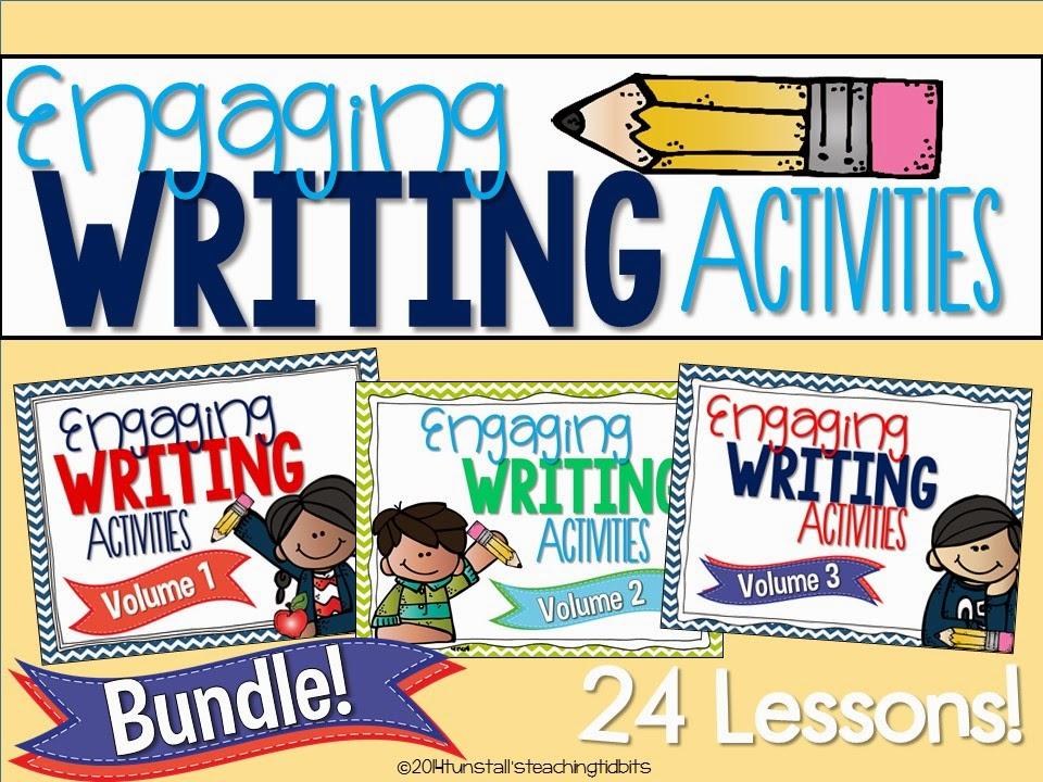 http://www.teacherspayteachers.com/Product/Engaging-Writing-Activities-Bundle-1637772