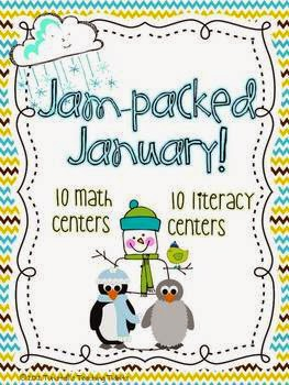http://www.teacherspayteachers.com/Product/January-Math-and-Literacy-Centers-462748