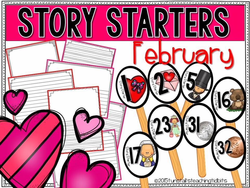 https://www.teacherspayteachers.com/Product/Story-Starters-February-1708262