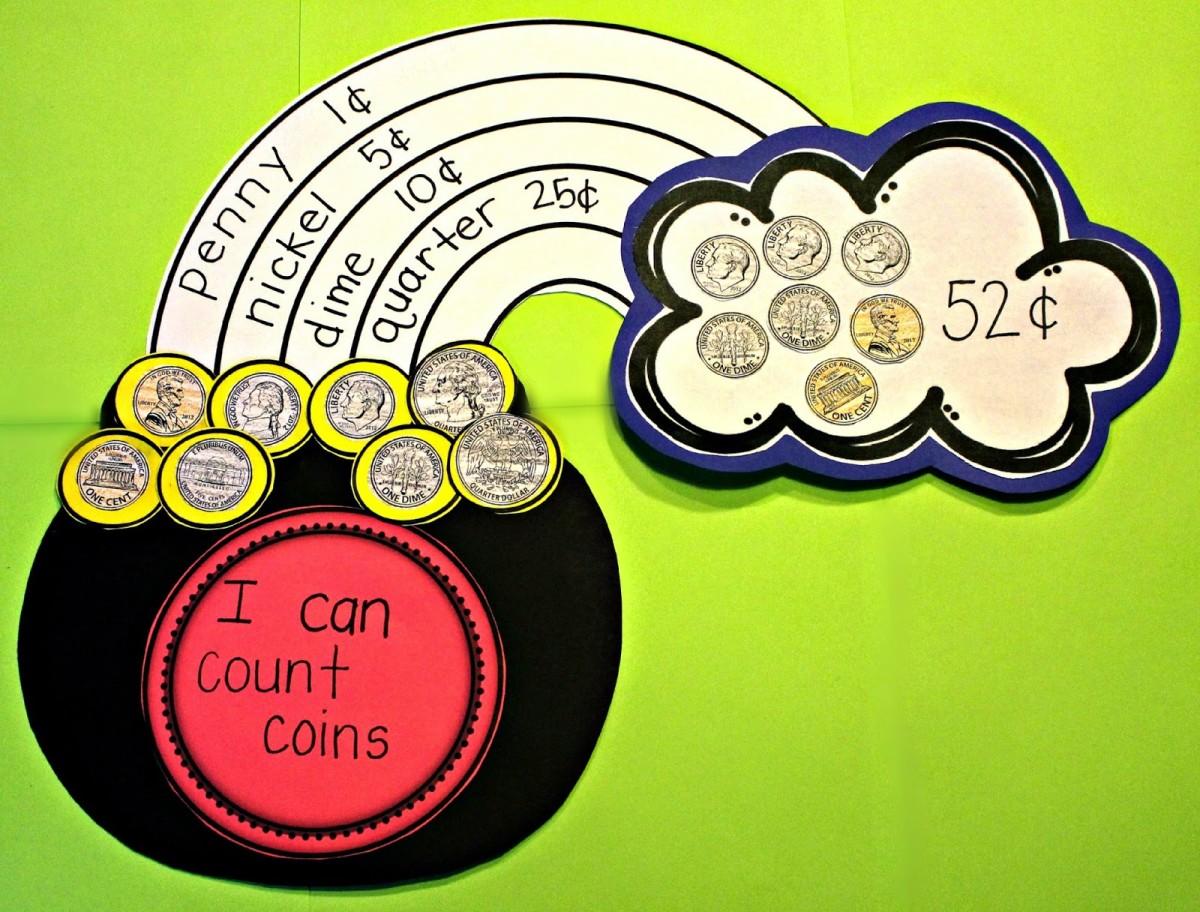 Pot Of Gold Learning Tunstalls Teaching Tidbits