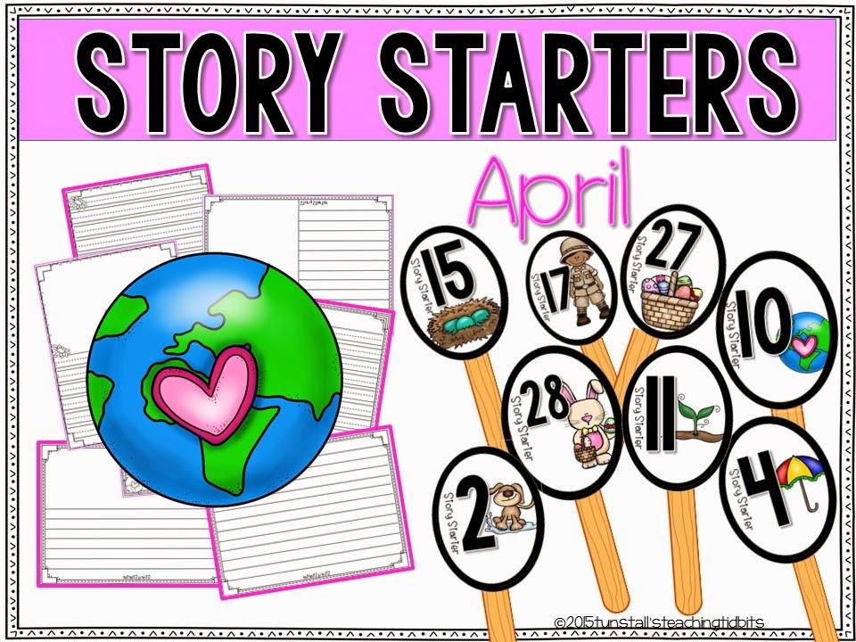 https://www.teacherspayteachers.com/Product/Story-Starters-April-1774009