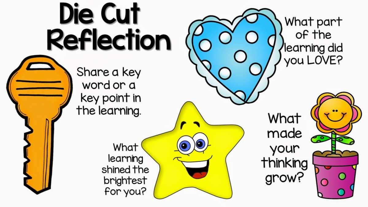 https://www.teacherspayteachers.com/Product/Reflections-of-Learning-Printables-and-Activities-for-Student-Reflection-1151182