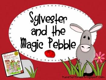 https://www.teacherspayteachers.com/Product/Sylvester-and-The-Magic-Pebble-Activities-223949