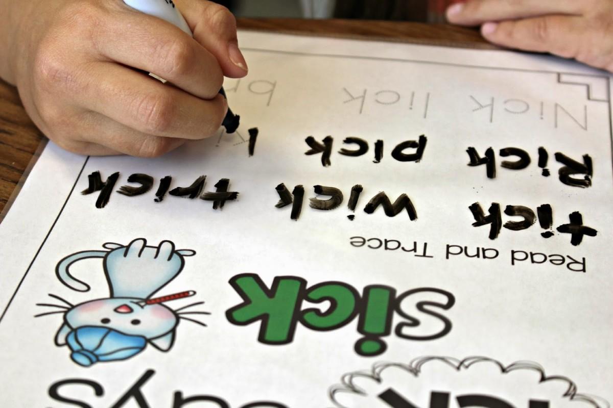 https://www.teacherspayteachers.com/Product/Phonics-Tracers-Short-Vowels-1822989