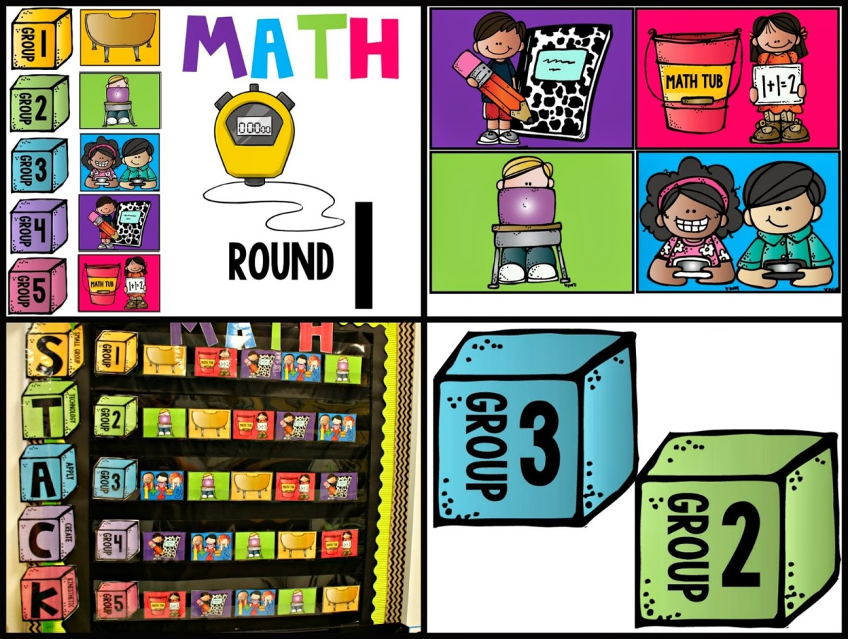 https://www.teacherspayteachers.com/Product/Guided-Math-Rotation-Board-1413492