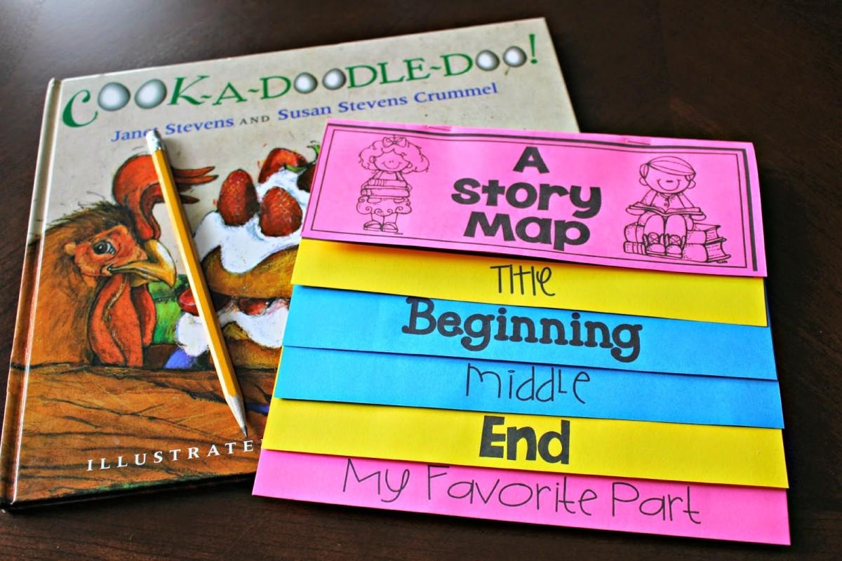 https://www.teacherspayteachers.com/Product/Reading-and-Writing-Flip-Up-Books-1294643