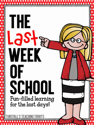https://www.teacherspayteachers.com/Product/The-Last-Week-Of-School-247642