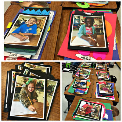Young Author Portfolios and Celebration
