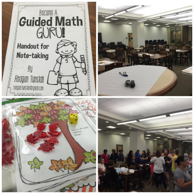 The Guided Math Tour 2015