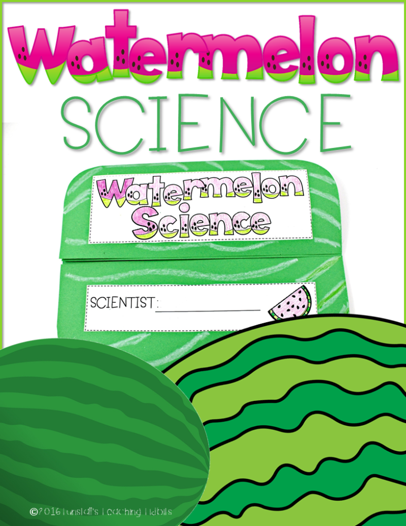 watermelon science