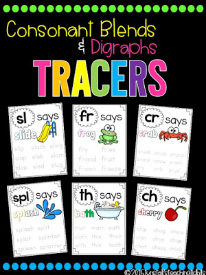 https://www.teacherspayteachers.com/Product/Phonics-Tracers-Blends-and-Digraphs-1826087
