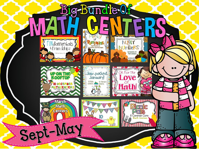 https://www.teacherspayteachers.com/Product/Big-Bundle-of-Math-Centers-1223175