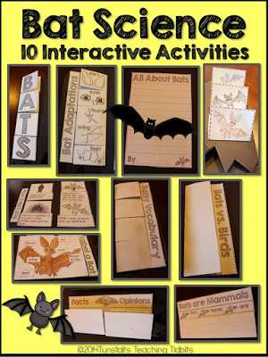 https://www.teacherspayteachers.com/Product/Bat-Science-Interactive-Activities-1482271