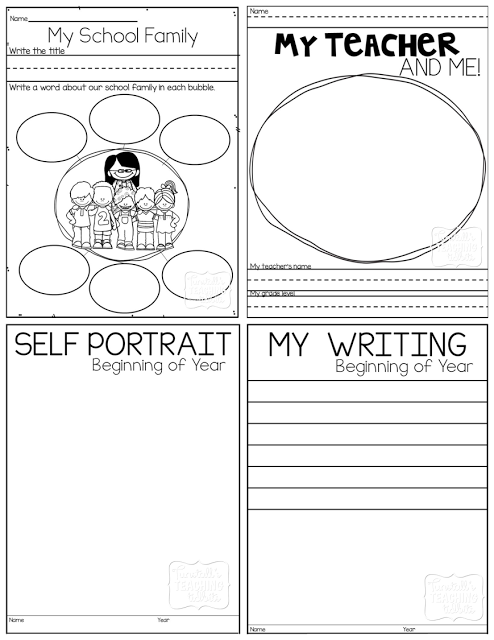 https://www.teacherspayteachers.com/Product/School-Beginnings-267207
