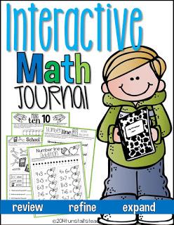 https://www.teacherspayteachers.com/Product/Math-Journal-Freebie-1396118