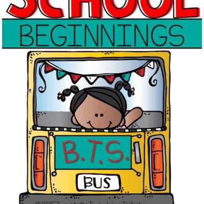 Successful School Beginnings!