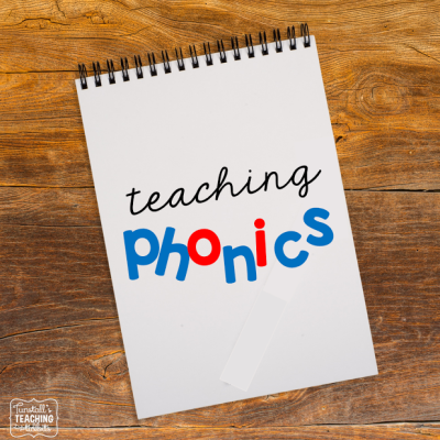 Lesson Planning Ideas: Teaching Phonics