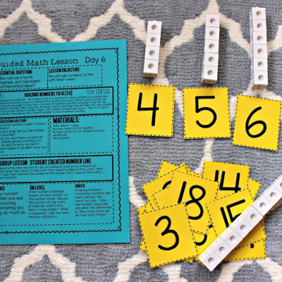 Number Sense Lesson Plans and Materials