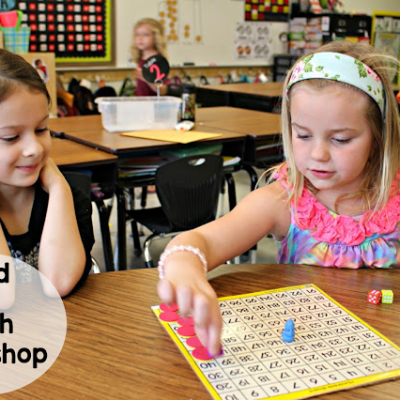 Create Your Best Math Workshop
