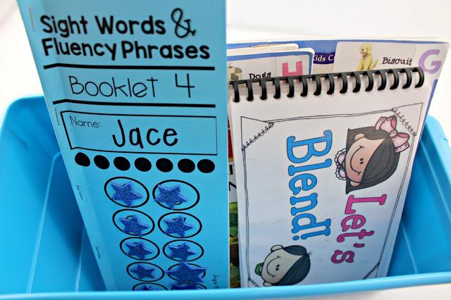 How I Track Sight Words - Tunstall's Teaching Tidbits