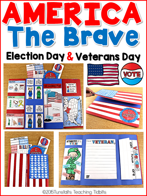https://www.teacherspayteachers.com/Product/America-The-Brave-2180677