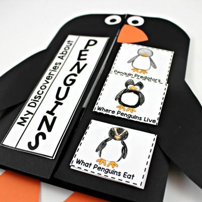 Penguin Interactive Science