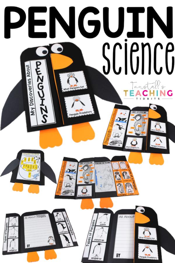 Penguin Science
