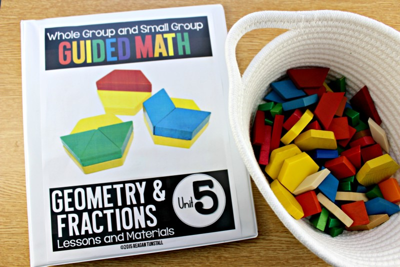 geometry shapes solids and fractions tunstall s teaching tidbits