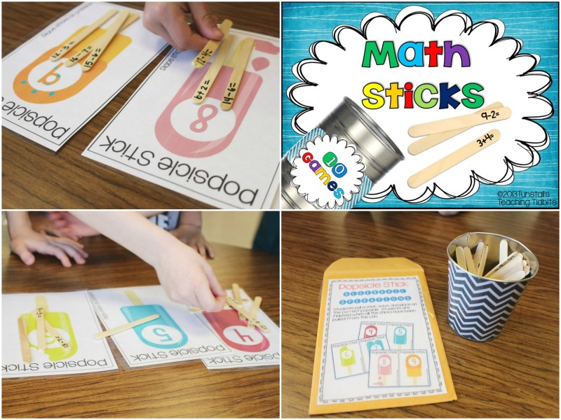 math sticks