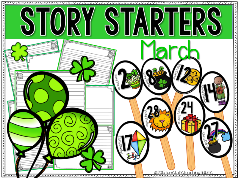 Story Starter March