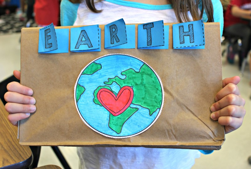 Gather And Prepare Earth Day
