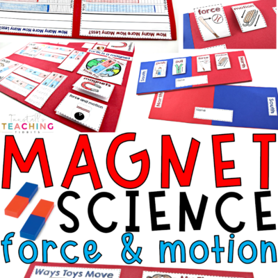 Magnets, Force, and Motion