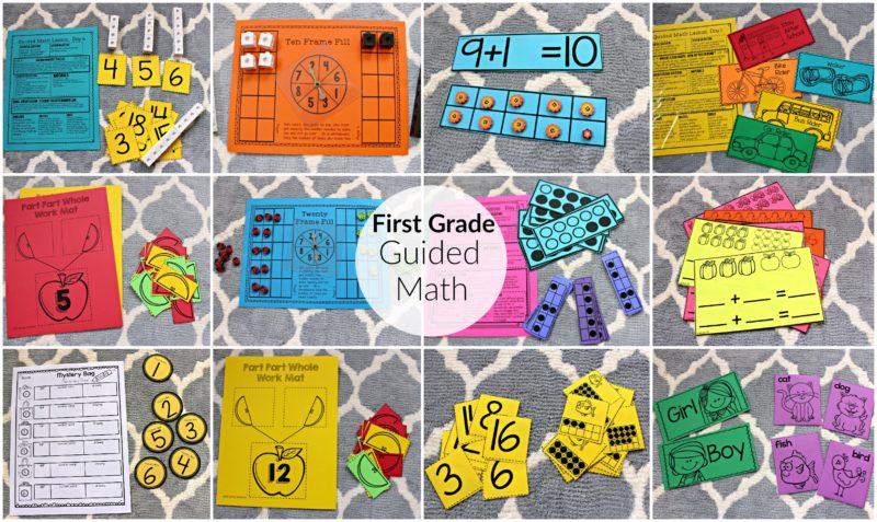 first grade GM