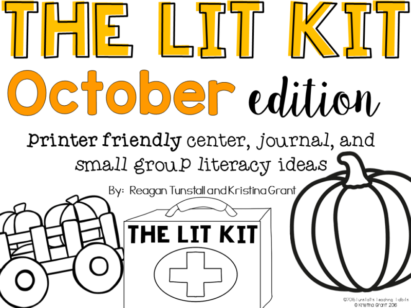 October lit kit
