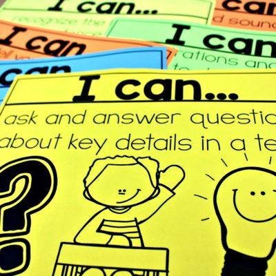 The November Lit Kit for First & Kinder!