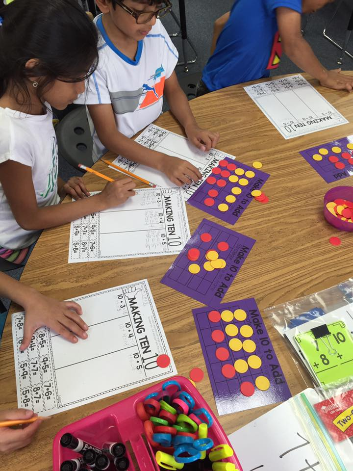 Third grade learning games and activities