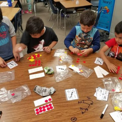 Guided Math: The Three P's