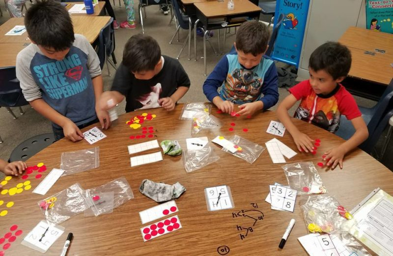 Guided Math Three P's