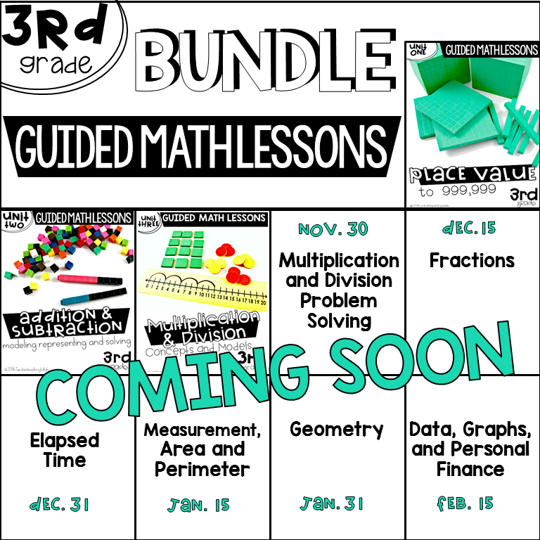 Guided Math Third