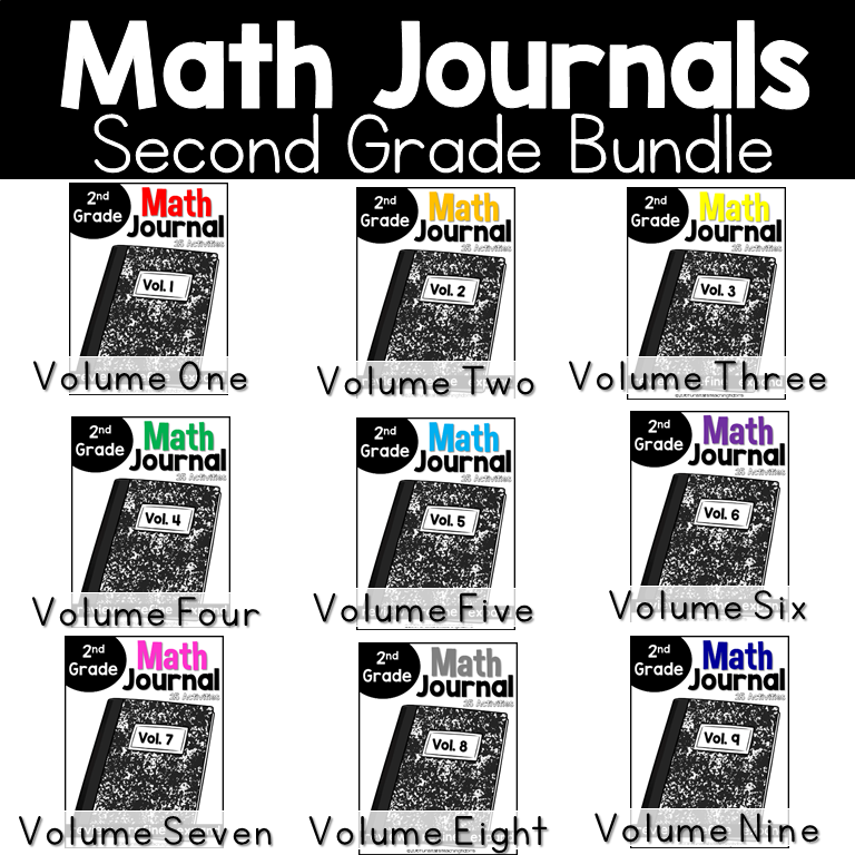 Using Math Journals K-3 - Tunstall\'s Teaching Tidbits