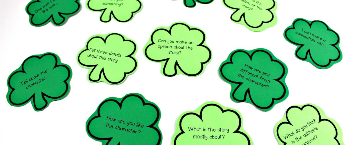 Literacy Activities for March
