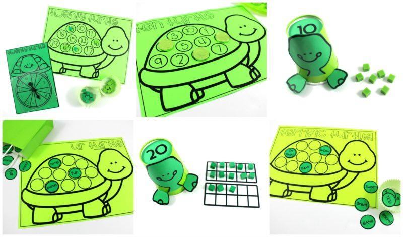 turtle freebie