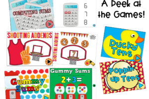 Math Games for Technology