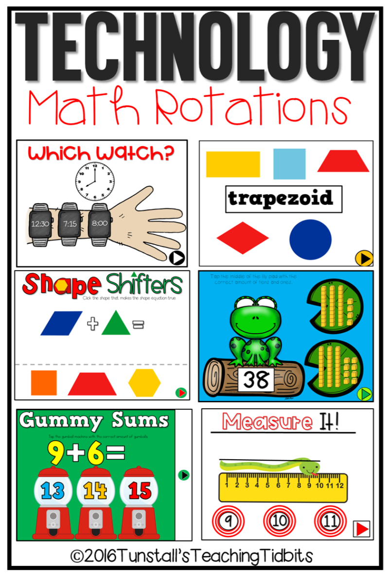 technology math games