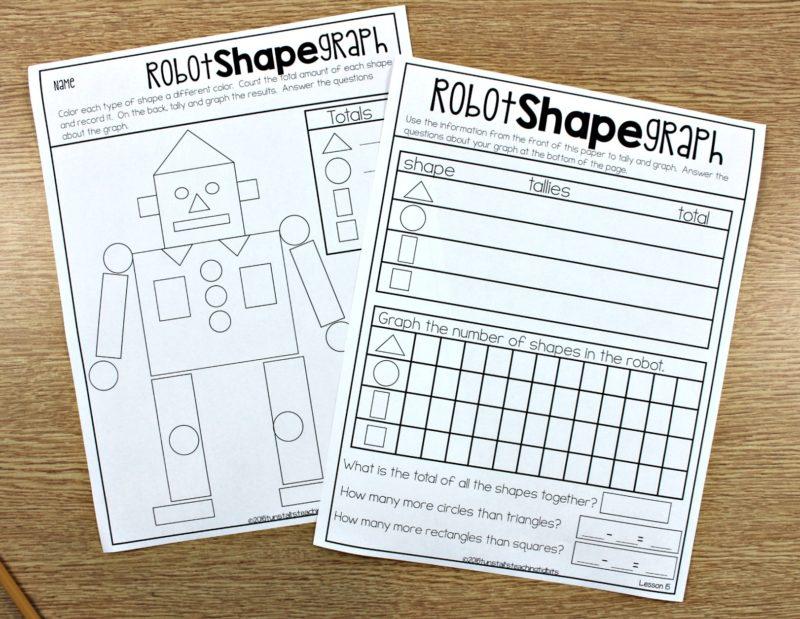 first graphs robot